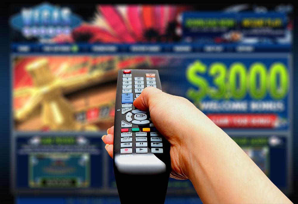 Omtyckt TV-reklam på bästa nätcasinot i Sverige
